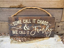 Chaos/Family Sign,HSA0148