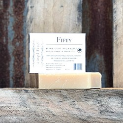 Fifty Goat Milk Bar Soap,FIFTYBARSOAP