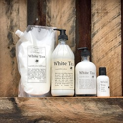 White Tea Goat Milk Lotion
