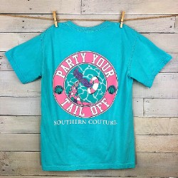 Party Your Tail Off Tee,SC301CM-2XL