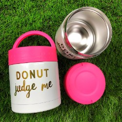 Donut Judge Food Container,10-06315-003