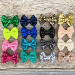"3"" Sequin Bow"